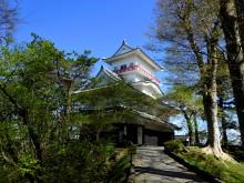 千秋公園_久保田城跡_御隅櫓
