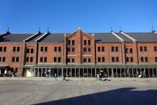 07 横浜赤レンガ倉庫