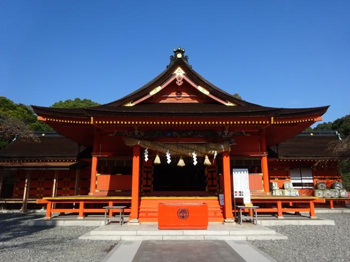 09 富士山本宮浅間大社