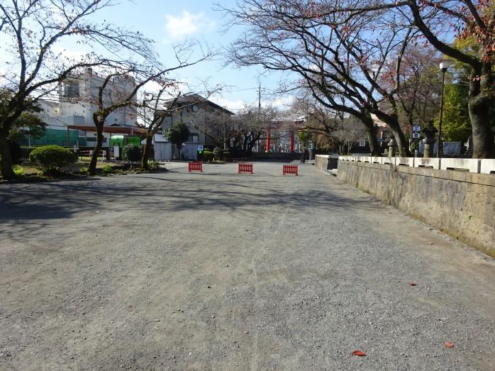 09 富士山本宮浅間大社_桜の馬場