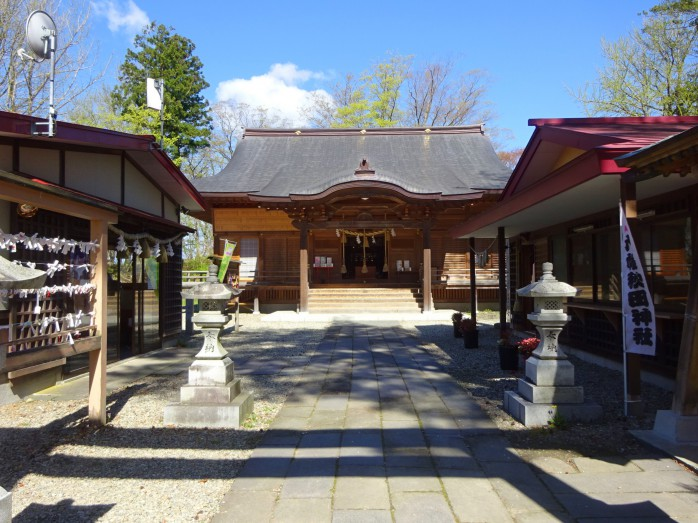 07 千秋公園_八幡秋田神社