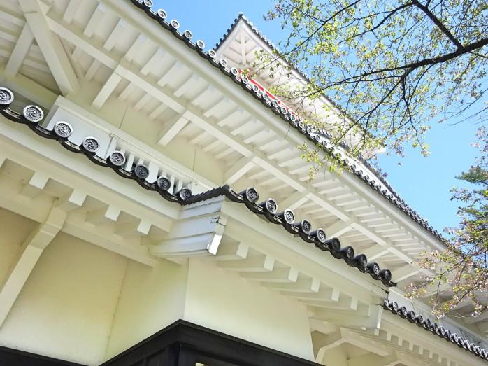 06 千秋公園_久保田城跡_御隅櫓
