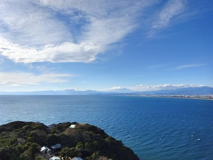 06 江の島シーキャンドルからの眺望