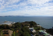 11 江の島シーキャンドルからの眺望
