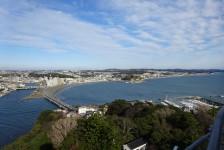 09 江の島シーキャンドルからの眺望