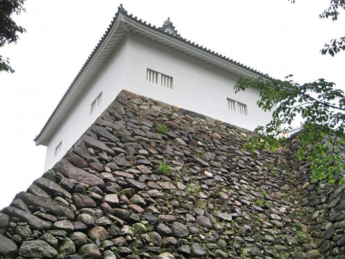 04 亀山城