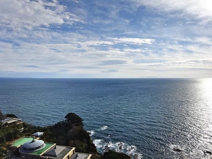 12 江の島シーキャンドルからの眺望