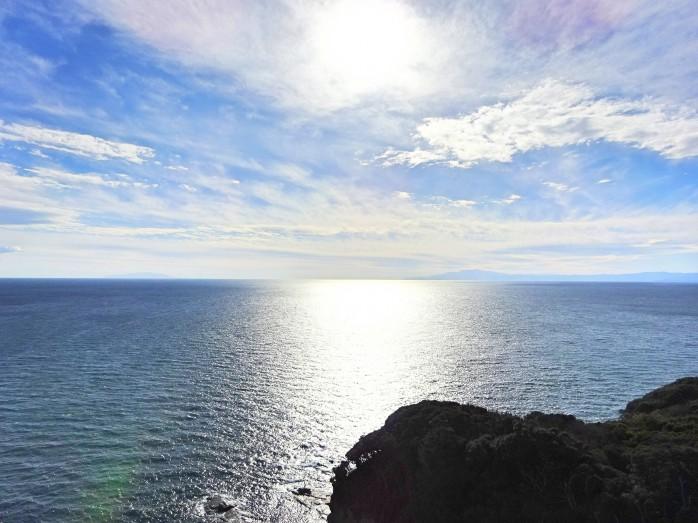13 江の島シーキャンドルからの眺望