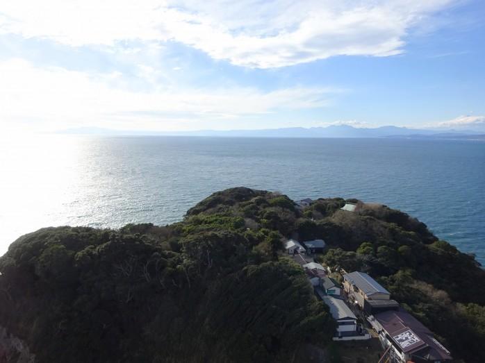 14 江の島シーキャンドルからの眺望