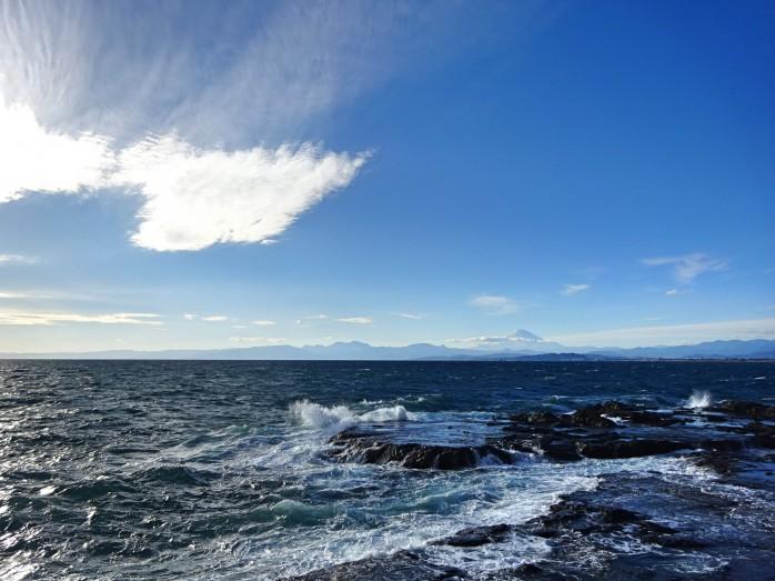 18 江の島からの眺望