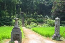 11 石見銀山_大森地区から龍源寺間歩へ続く沿道の風景
