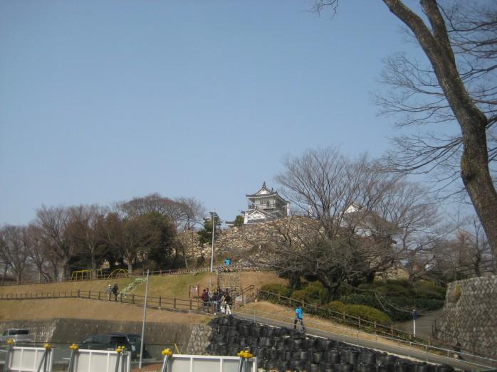 03 浜松城