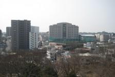 11 浜松城_天守閣からの眺望