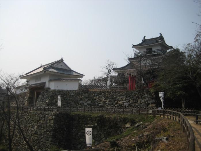 05 浜松城
