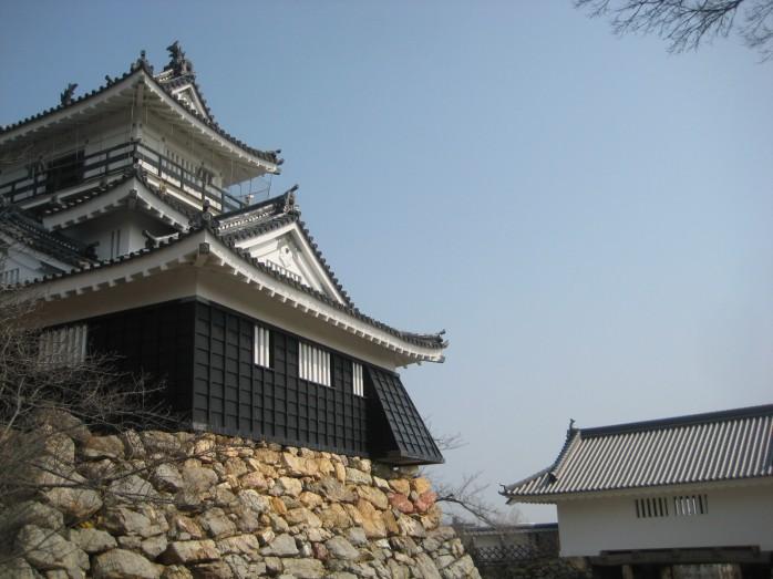04 浜松城