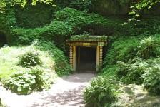15 石見銀山_龍源寺間歩の入り口