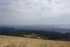 12 寒風山からの眺望_八郎潟干拓地