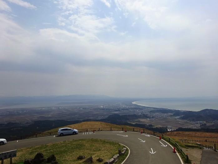10 寒風山からの眺望