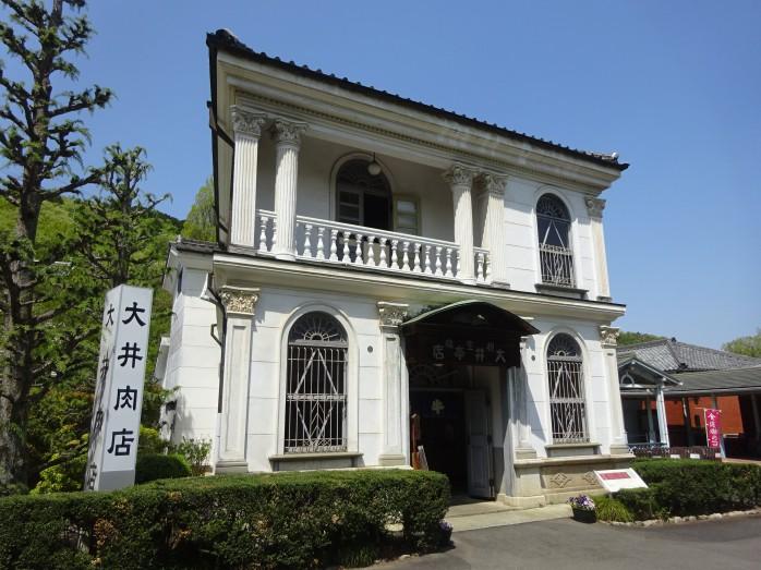 01 博物館明治村_大井牛肉店