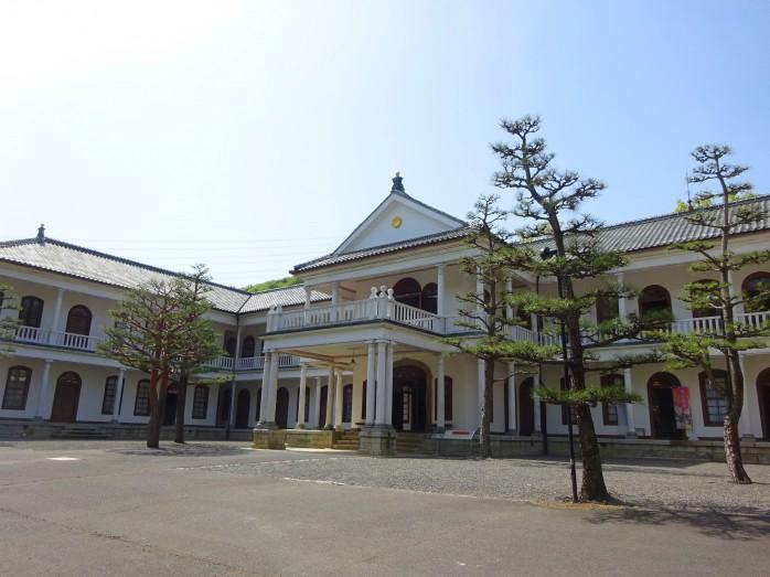 09 博物館明治村_三重県庁舎(重要文化財)