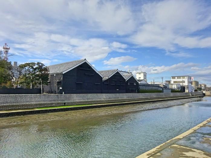 03 半田運河と中埜酒造の醸造蔵
