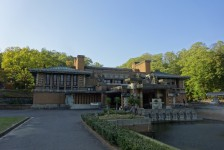 33 博物館明治村_帝国ホテル中央玄関