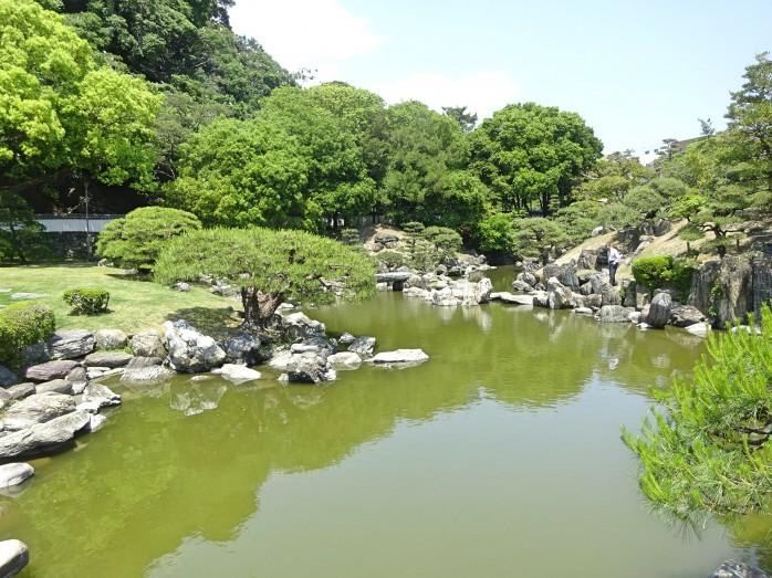 05 徳島城跡_旧徳島城表御殿庭園