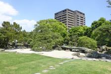 04 徳島城跡_旧徳島城表御殿庭園
