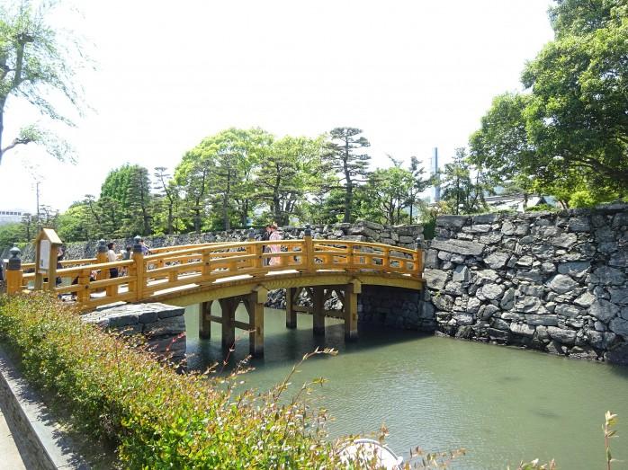 03 徳島城跡_数寄屋橋