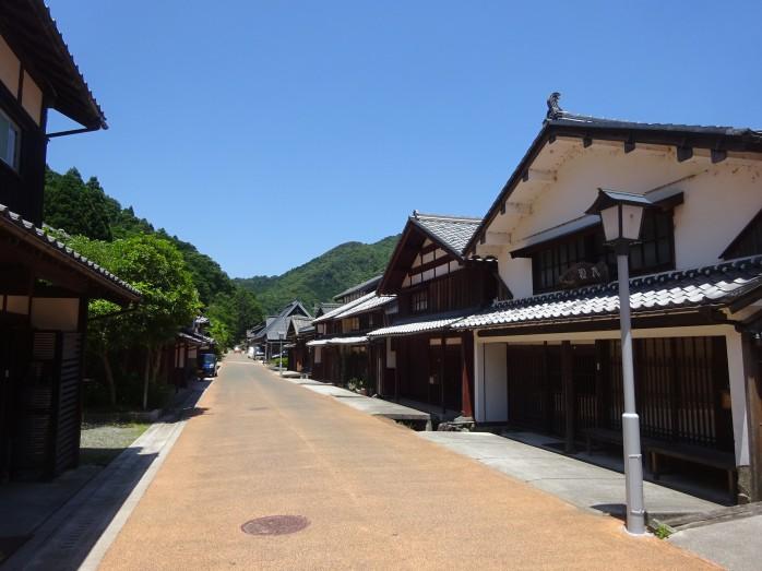 03 熊川宿