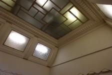 07 氷川丸_一等社交室の天井