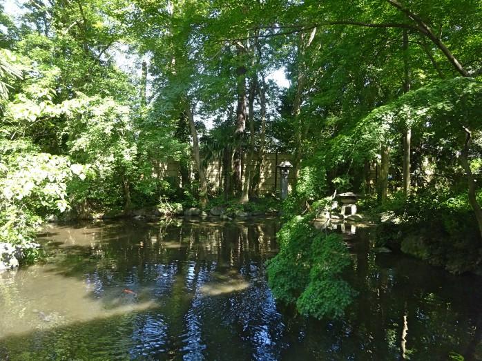 12 氣比神宮_亀の池