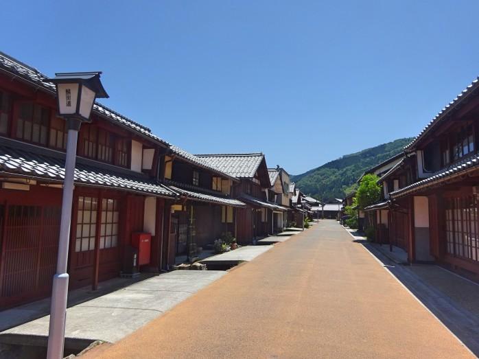04 熊川宿