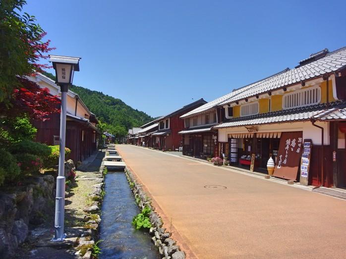 08 熊川宿