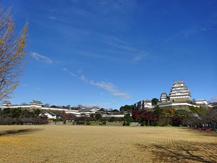 12 姫路城