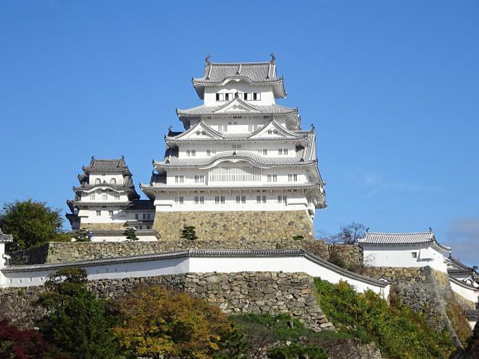 11 姫路城