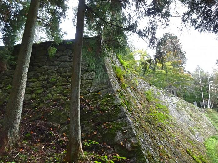 11 岩村城跡