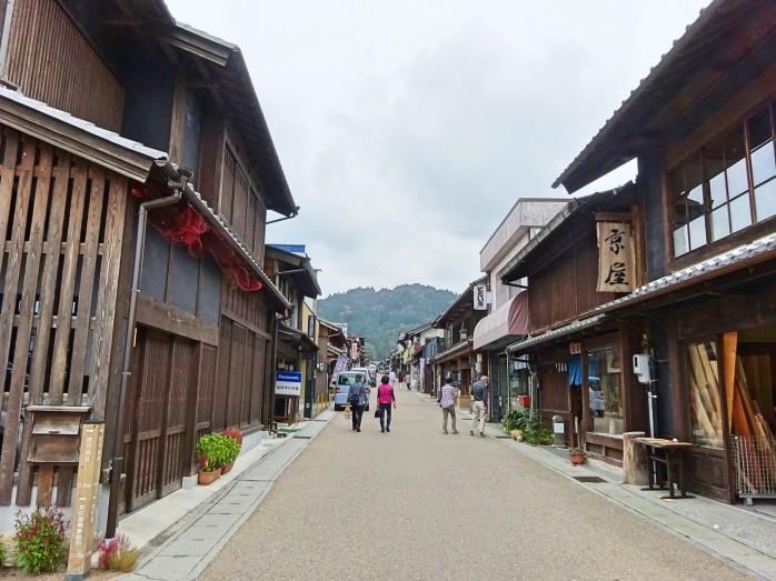08 岩村町重要伝統的建造物群保存地区