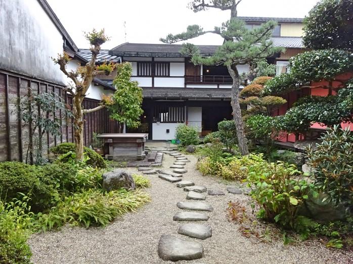 23 岩村町重要伝統的建造物群保存地区_土佐屋