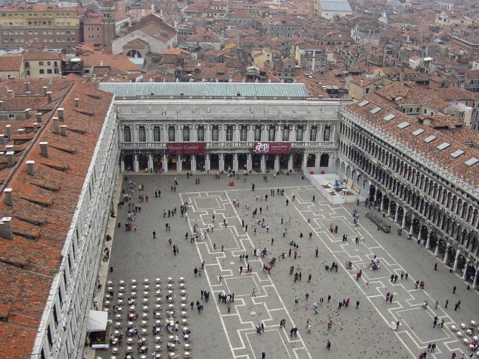 08 ヴェネツィア_サン・マルコ広場