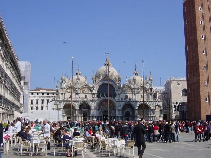 07 ヴェネツィア_サン・マルコ広場