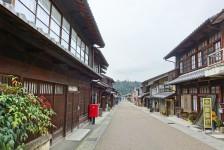 19 岩村町重要伝統的建造物群保存地区