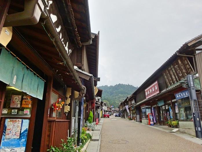 07 岩村町重要伝統的建造物群保存地区