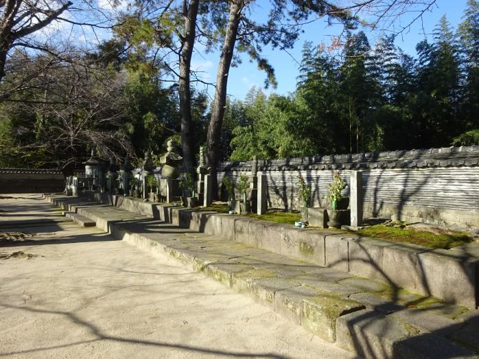 08 大樹寺_松平8代当主の墓