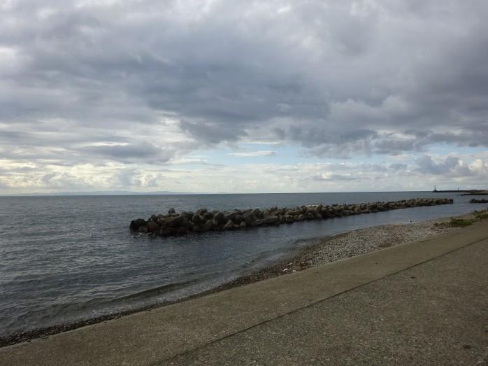 02 魚津沖の景色(富山湾)